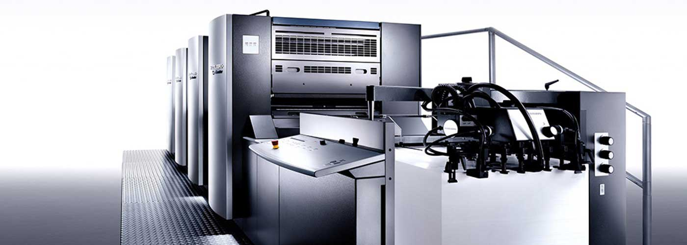 Litho Printing - Newman Thomson Printers - Sussex