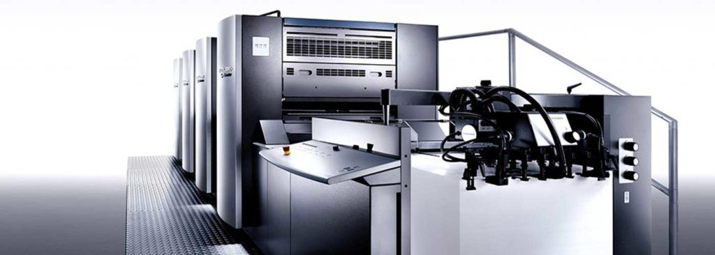Heidelberg Speedmaster 74 B2 Press