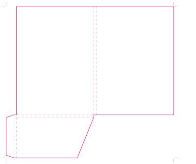 A5 Capacity Folder