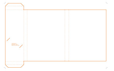 A4 Capacity Folder